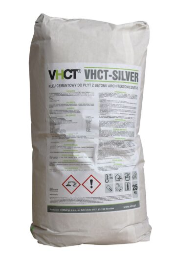 Cement adhesive - VHCT SILVER type C2TE